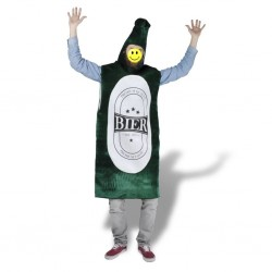 Przebranie, kostium butelka piwa M-L