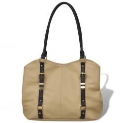 Beżowa torebka