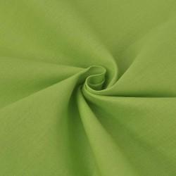 stradeXL Tkanina bawełniana 1,45 x 20 m, zielona