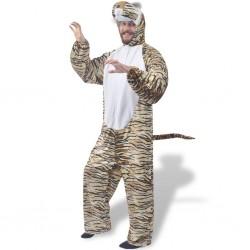 stradeXL Karnawałowy kostium tygrysa, M-L