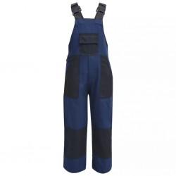 stradeXL Dziecięcy kombinezon roboczy, rozmiar 134/140, niebieski