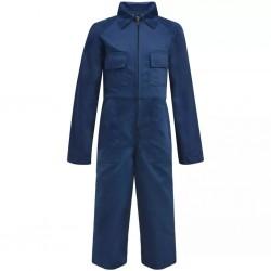 stradeXL Dziecięcy kombinezon, rozmiar 134/140, niebieski