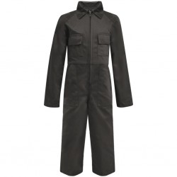 stradeXL Kid's Overalls Size 122/128 Grey