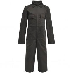 stradeXL Kid's Overalls Size 134/140 Grey