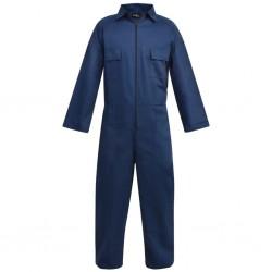 stradeXL Men's Overalls Size M Blue