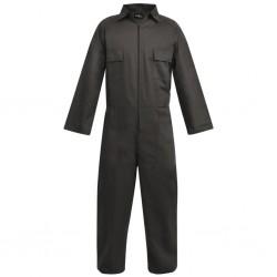 stradeXL Men's Overalls Size M Grey