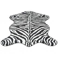 stradeXL Shaped Rug 70x110 cm Zebra Print