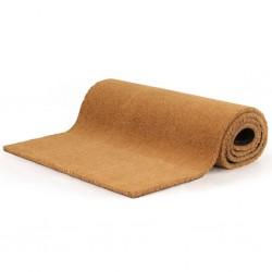 stradeXL Doormat Coir 24 mm 100x300 cm Natural