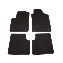 stradeXL 4-częściowy zestaw dywaników samochodowych, Fiat 500 C Twinair