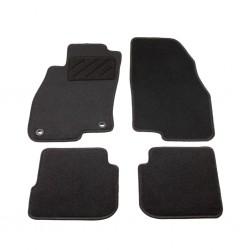 stradeXL 4-częściowy zestaw dywaników samochodowych do Fiata Punto Evo