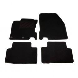 stradeXL 4-częściowy zestaw dywaników samochodowych do Nissan Qashqai