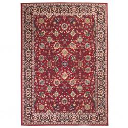 stradeXL Orientalny dywan, 80 x 150 cm, czerwono-beżowy