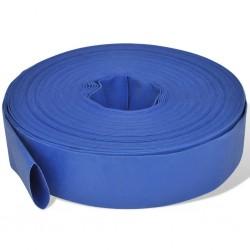 stradeXL Wąż do wody z wkładką z PVC, średnica 2'', 50 m