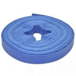 stradeXL Wąż z wkładką PVC, średnica 1'', długość 25 m