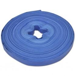 stradeXL Wąż z wkładką PVC, średnica 1'', długość 50 m