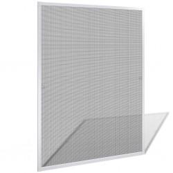 Biała moskitiera przeciw insektom 100 x 120 cm