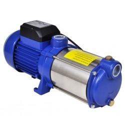 Pompa strumieniowa 1300 W 5100 L/godz. Niebieska