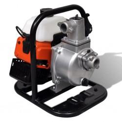 stradeXL Spalinowa pompa wody, 2 suwowa 1,45 kW 0,95 L