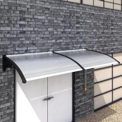 stradeXL Door Canopy 240x100 cm PC