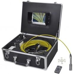stradeXL Kamera do inspekcji rur 30 m z panelem kontrolnym