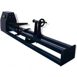 stradeXL Tokarka do drewna, 1000 mm, 400 W