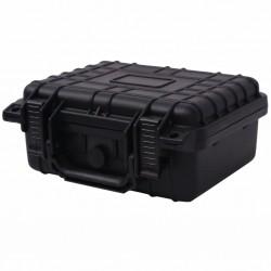 stradeXL Protective Equipment Case 27x24.6x12.4 cm Black