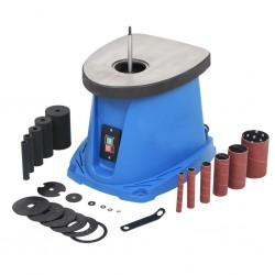 stradeXL Oscylacyjna szlifierka wrzecionowa, 450 W, niebieska