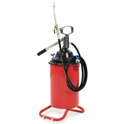 stradeXL Hand-Operated Grease Pump 25 L