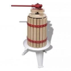 stradeXL Fruit and Wine Press 6 L