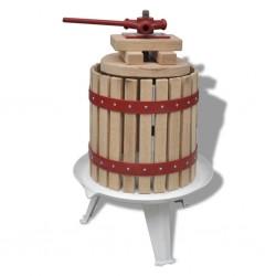 stradeXL Fruit and Wine Press 12 L