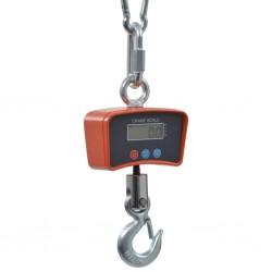 stradeXL Elektroniczna waga hakowa, 1000 kg