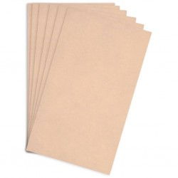 stradeXL Tablice plakatowe DIN A1, 10 szt., płyta HDF, 841x594x3 mm