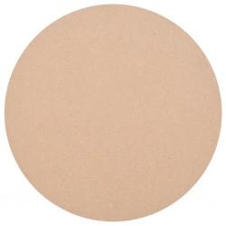 stradeXL Blat stołu, okrągły, MDF, 500 x 18 mm