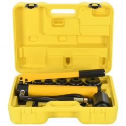 stradeXL Zestaw hydraulicznych narzędzi zaciskowych, 22-60 mm