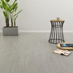 stradeXL Samoprzylepne panele podłogowe 4,46 m², 3 mm PVC, spłowiały dąb