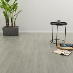stradeXL Samoprzylepne panele podłogowe, 4,46 m², 3 mm, PVC, szare