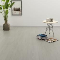 stradeXL Samoprzylepne panele podłogowe, 4,46 m², 3 mm, PVC, jasnoszare