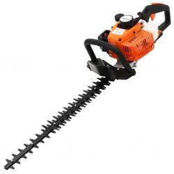 stradeXL Petrol Hedge Trimmer 722 mm Orange and Black