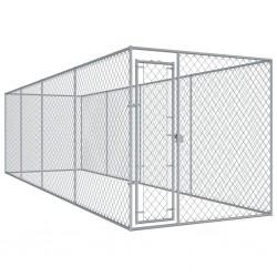 stradeXL Kojec dla psa, 760 x 192 x 185 cm