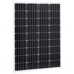 stradeXL Panel słoneczny, 100 W, monokrystaliczny, aluminium i szkło