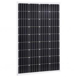 stradeXL Panel słoneczny, 120 W, monokrystaliczny, aluminium i szkło