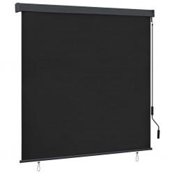 stradeXL Roleta zewnętrzna, 160x250 cm, antracytowa