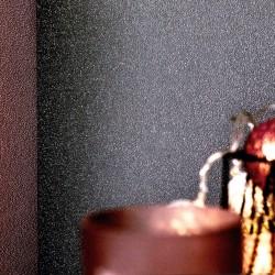 stradeXL Fizelinowa tapeta, 4 rolki, gładka, lśniąca szarość 0,53 x 10 m