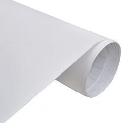 Naklejka samochodowa mat biały 500 x 152 cm