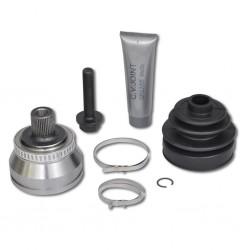 Drive Shaft Joint Set Wheel Side 7 pcs for Audi / VW etc.