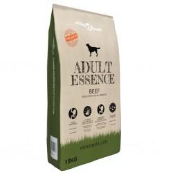 stradeXL Sucha karma dla psów Adult Essence Beef, 15 kg