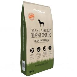 stradeXL Sucha karma dla psów Maxi Adult Essence Beef & Chicken, 15 kg