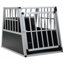 stradeXL Dog Cage with Single Door 65x91x69.5 cm