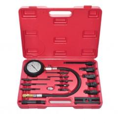 stradeXL 17 Piece Diesel Engine Compression Tester Kit