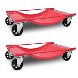 Wózek transportowy 2 sztuki.